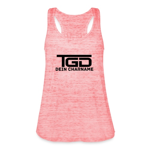 TGD Plain (Lady-Tanktop) - Frauen Tank Top von Bella