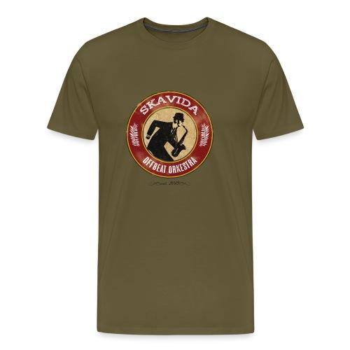 Skavida Offbeat Orkestra - Männer Premium T-Shirt