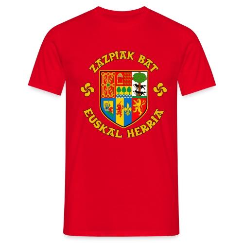 Zazpiak Bat - T-shirt Homme