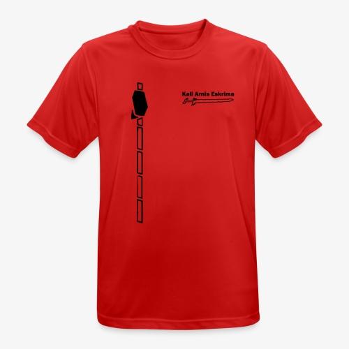 Stick | Kali Arnis Eskrima | RoninZ - Männer T-Shirt atmungsaktiv
