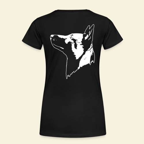 Malinois - Frauen Premium T-Shirt