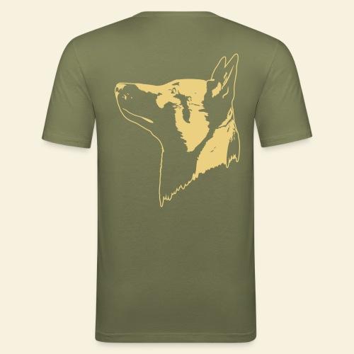 Malinois - Männer Slim Fit T-Shirt