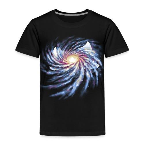 Spacetime Story Book - Kids' Premium T-Shirt
