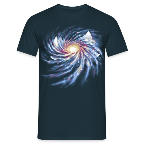 Spacetime Story Book - Men's T-Shirt