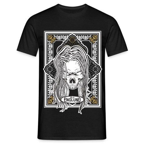 Ola Skull - Men's T-Shirt