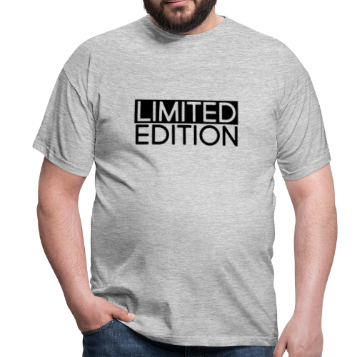 Limited Edition - Mannen T-shirt