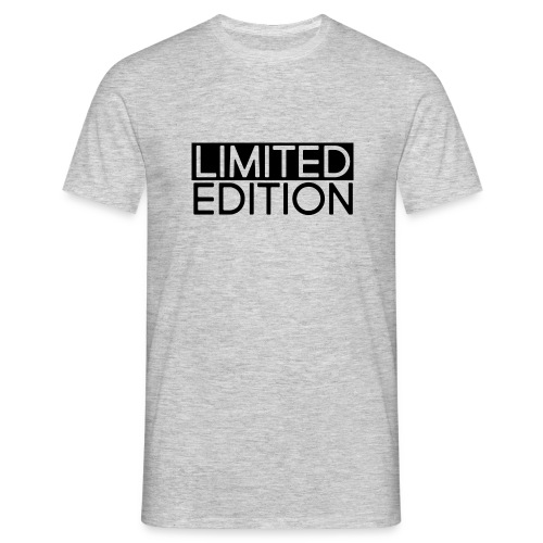 Limited Edition - Mannen T-shirt