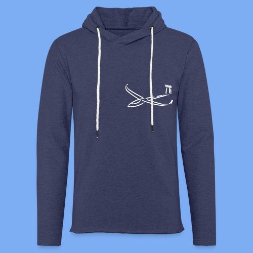 Segelflugzeug Segelflieger Geschenk Bekleidung 'JS3' - Light Unisex Sweatshirt Hoodie