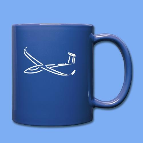 Segelflugzeug Segelflieger Geschenk Bekleidung 'JS3' - Full Colour Mug