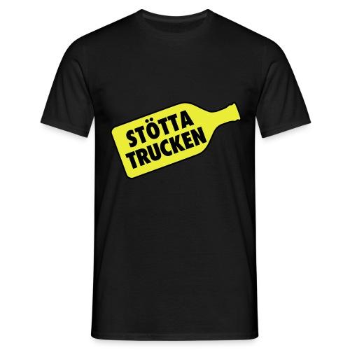 Stötta Trucken Tshirt - T-shirt herr