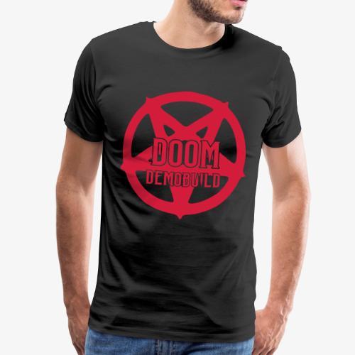 DooM Demobuild t-paita - Men's Premium T-Shirt