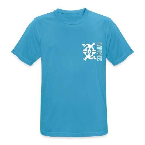 SuR Männer atmungsaktiv - Männer T-Shirt atmungsaktiv