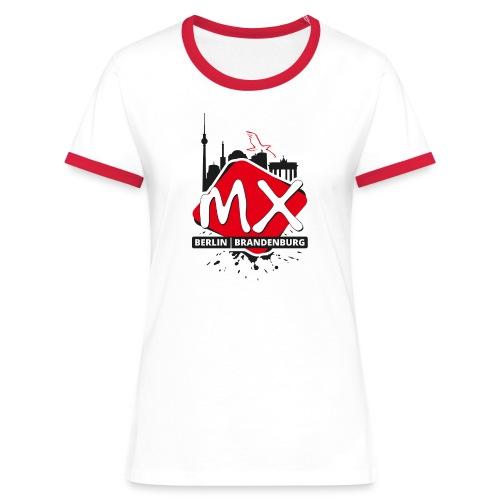 MXBB Frauen Shirt 2 - Frauen Kontrast-T-Shirt