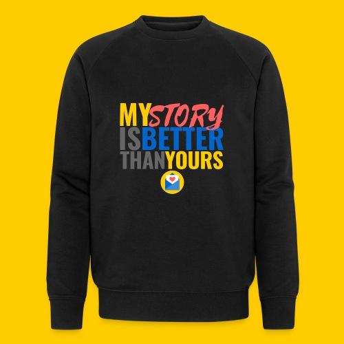 STORY Sweat - Männer Bio-Sweatshirt von Stanley & Stella