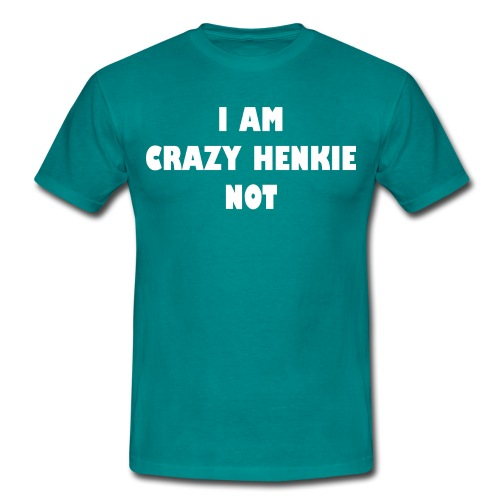 Crazy Henkie - heren - Mannen T-shirt