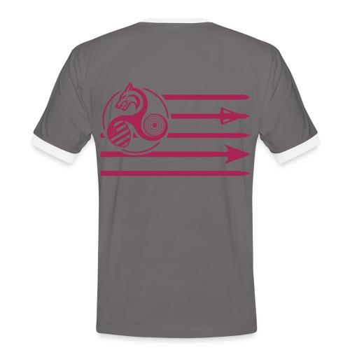 Tshirt JCharles - T-shirt contrasté Homme