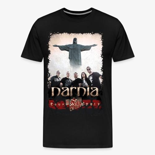 We Still Believe - Tour 2017 T-shirt (Premium) - Men's Premium T-Shirt