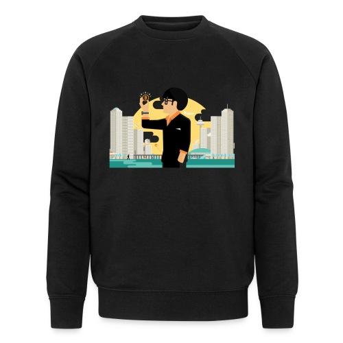 SWEAT HOMME BITCOIN - Sweat-shirt bio Stanley & Stella Homme