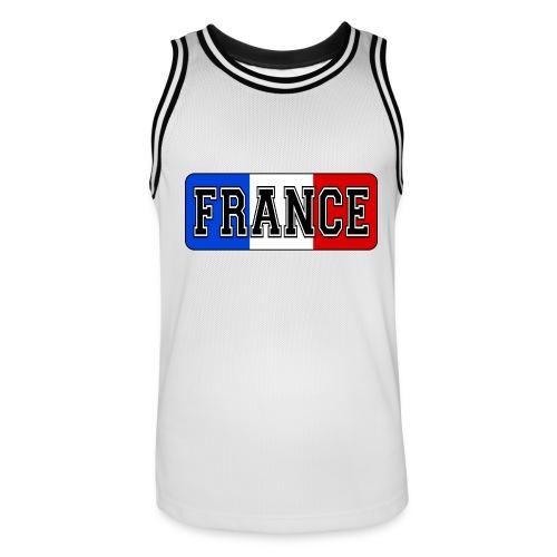 France tricolore - Maillot de basket Homme