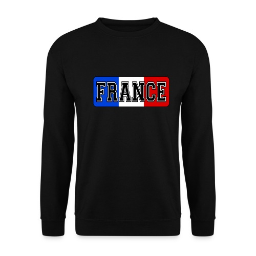 France tricolore - Sweat-shirt Homme