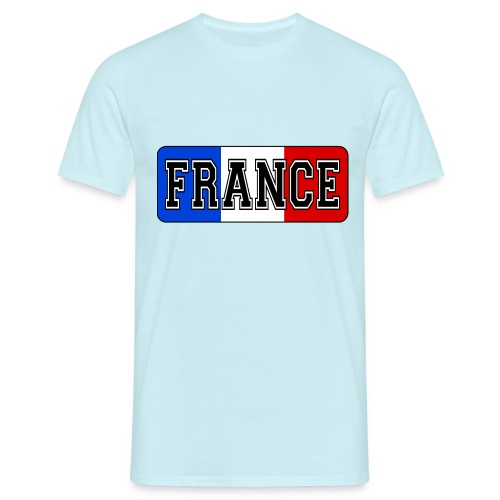 France tricolore - T-shirt Homme