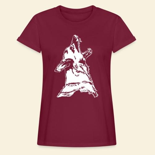 Malinois Verbeller - Frauen Oversize T-Shirt