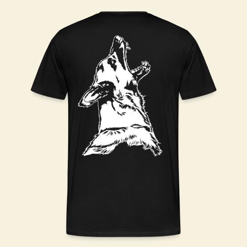 Malinois Verbeller - Männer Premium T-Shirt