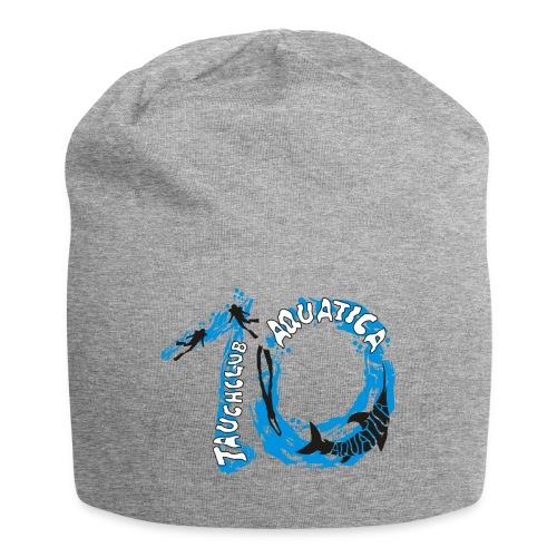 Tauchclub Aquatica- Jubiläums Beanie - Jersey-Beanie