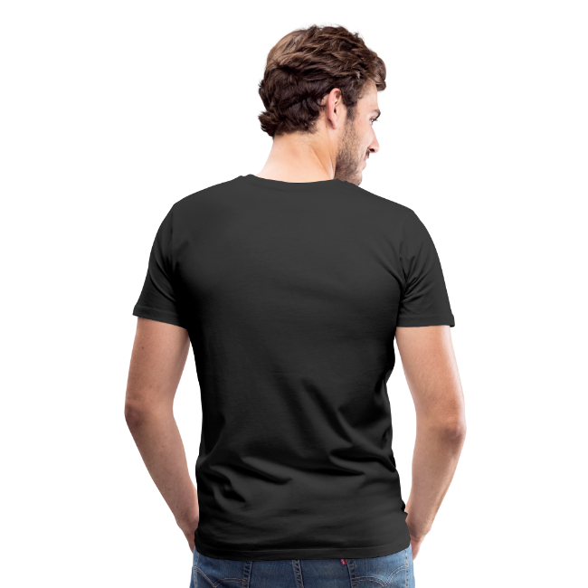 Gaming WASD Black T-Shirt