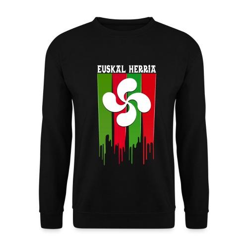 Logo Pays Basque - Sweat-shirt Homme