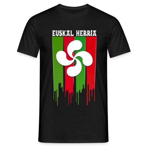 Logo Pays Basque - T-shirt Homme