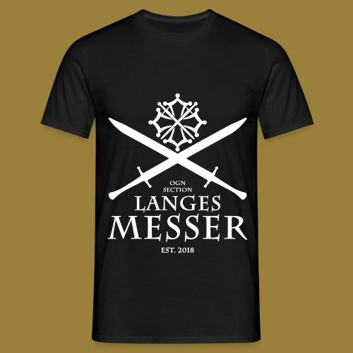 TS Messer - T-shirt Homme