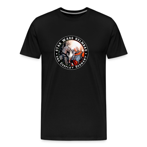 Helmbau & Cosplay Germany - Männer Premium T-Shirt