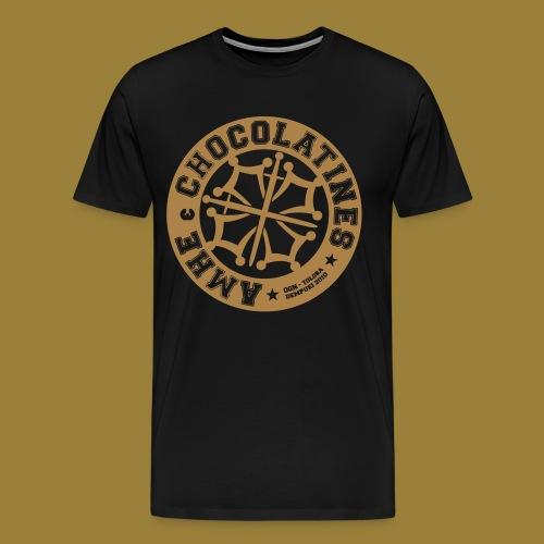 TS Chocolatine - T-shirt Premium Homme