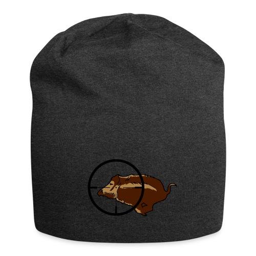 Mütze Jagd Wildschwein - Jersey-Beanie