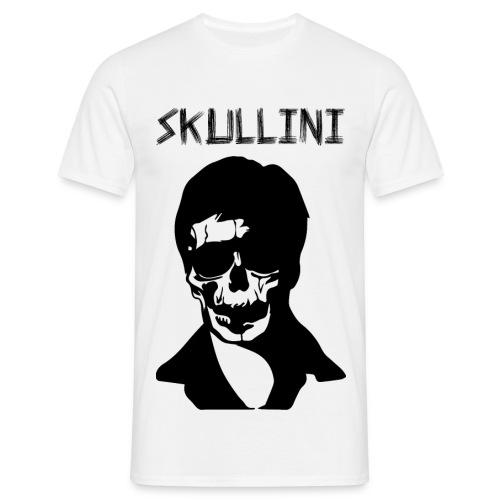 Andari Lore´ll SKULLINI T-Shirt - Männer T-Shirt