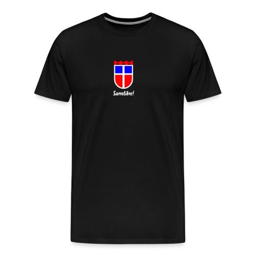Saarland, Sarrelibre! Farbe wählbar! - Männer Premium T-Shirt