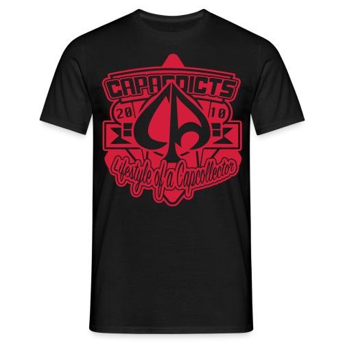 Capaddicts 2010 - Männer T-Shirt