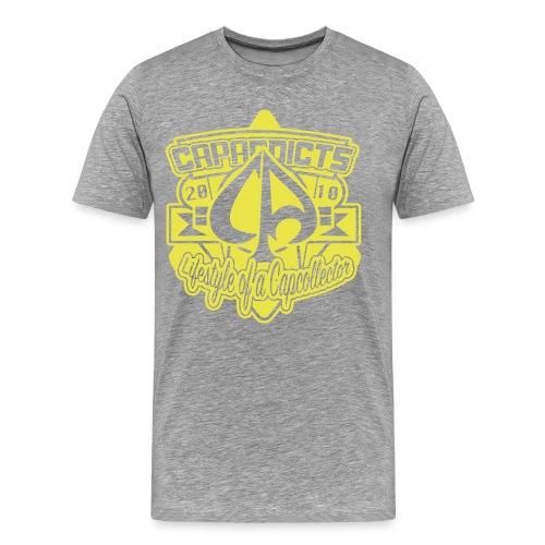 Capaddicts 2010 Premium - Männer Premium T-Shirt