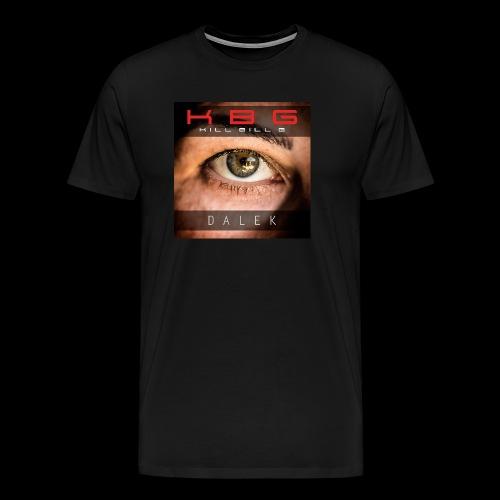 Camiseta Masculina DALEK - Camiseta premium hombre
