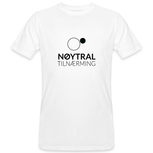 Neutral Approach white - organic - Men's Organic T-Shirt