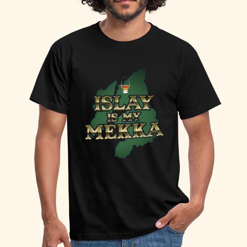 Islay Whisky T-Shirt - Männer T-Shirt