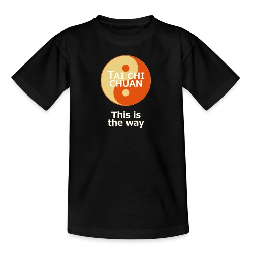 Tai Chi - T-Shirt (Teenager) - Teenager T-Shirt