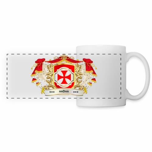 Mug Officiel Odre-du-Temple-NOMT - Mug panoramique contrasté et blanc