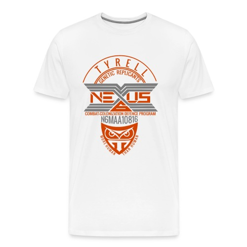 Nexus 6- Compat Colonization Defence Program N6MAA10816 - Men's Premium T-Shirt