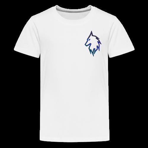 FusionzVlogs-Teen - Teenage Premium T-Shirt