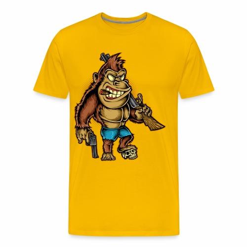 Killerkong - Männer Premium T-Shirt
