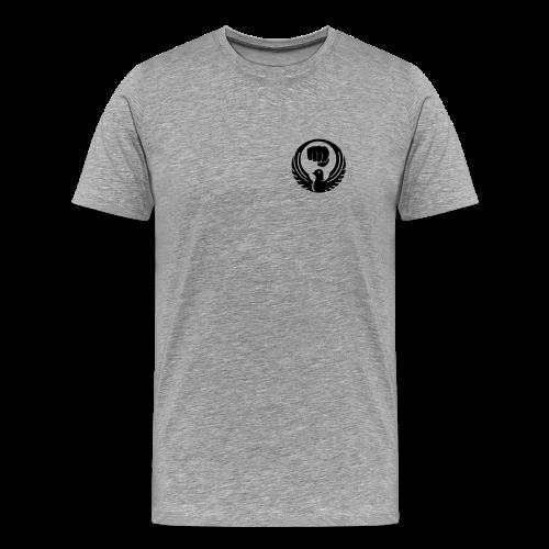 wado_smalfront - Men's Premium T-Shirt
