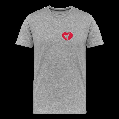 love wado - Men's Premium T-Shirt