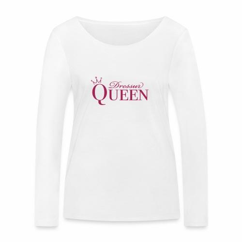 Dressur Queen - Frauen Bio-Langarmshirt von Stanley & Stella